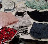 New baby girl clothes. 3-18monthsworth over 350$ will take London