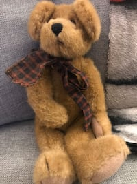 Mohair Bear Limited Edition Boyds Collection
