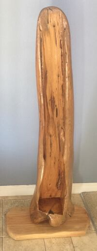 Beautiful drift wood done by local artist Sunnyvale, 94089