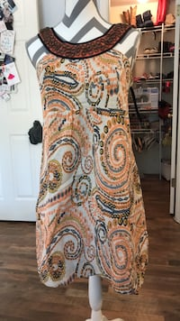 size large printed dress Chesterfield, 63017