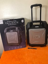 Brand new iLive Tailgate Speaker Very Loud  Fort Collins, 80521