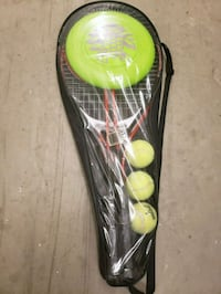 tennis rackets and badminton rackets  Richmond, V6Y 1P3