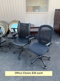 Office Chairs WE HAVE LOTS $30 each! Salem
