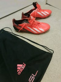 Brand new never used Adidas F50 adizero FG Richmond, V6Y 3S9