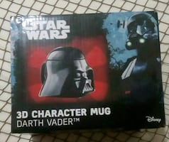 Star Wars Darth Vader Character Mug