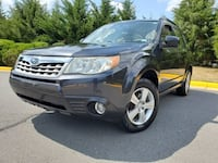Subaru Forester 2012 Sterling