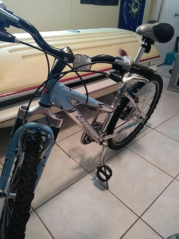 ed13689aa07 Used Schwinn Aluminum Comp 6061 Trail Tuned for sale in Safety Harbor -  letgo