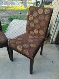 2 Brand New accent Chairs $80 for both  Moreno Valley, 92551