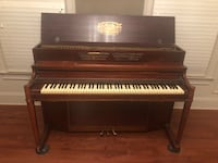 No longer need the piano price is. Negotiable
