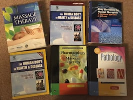 Massage / Medical Books