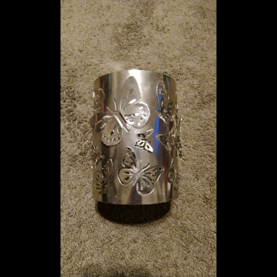 Photo Bath and Body Works Candle Holder&Lights