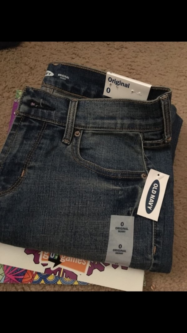 e6ee224ab7beb Used Old Navy jeans size 0 for sale in Norfolk - letgo