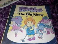 Blinkins the big show book Binghamton, 13904
