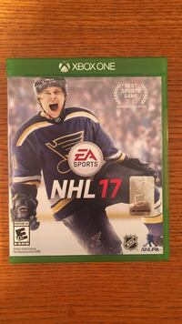 Xbox one nhl 17 Duluth, 55804