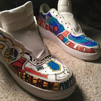 Custom Shoe Designs!! Laurel
