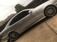 Used 2003 MERCEDES CLK55 AMG FOR PARTS PARTING OUT W209 CLK CLK350