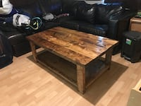 Solid Wood Coffee Table Terrasse-Vaudreuil, J7V 3N4