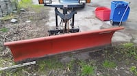 8' western snow plow Burlington, L7P 1B5