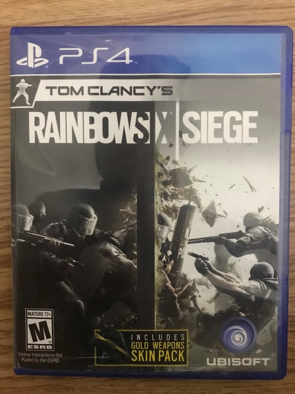 Tom Clancy's Rainbow Six® Siege e4d12759-1a4f-4fe3-9d20-1591e2de8eb7