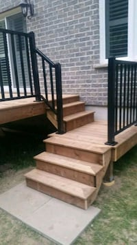 Fences decks repairs best quotes in town Kitchener, N2P 2A1