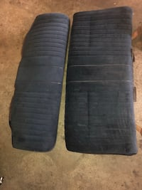 Monte Carlo, Oldsmobile, Malibu, Buick G Body gbody Rear Seats Reston, 20191