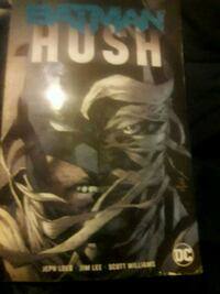 Comic book Batman hush 25$ or best offer