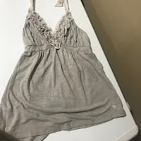 Abercrombie & Fitch halter top dressy Calgary, T3G