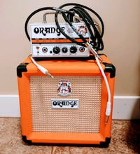 *BARELY USED* Micro Terror Stack + divine noise Vancouver, V5R 3T8