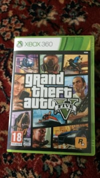 Grand theft auto five xbox 360 spill tilfelle Hvam, 2165