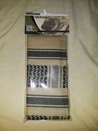 Military Camo Scarf Floral Park, 11001