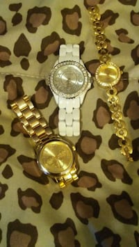 3 watches all work just need battery $25for all Winnipeg, R3T 3X8