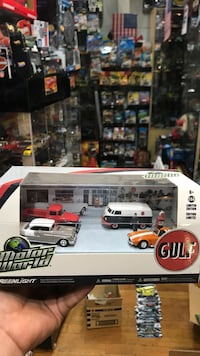 assorted-color Motor World car scale models box Whittier, 90602