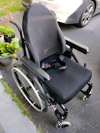 Home medical wheel chair