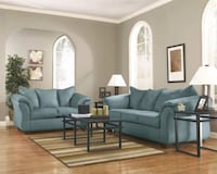 Darcy Sky Living Room Set   Houston, 77036
