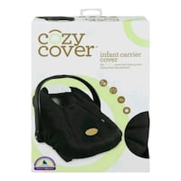 black and yellow car seat carrier 1362 mi