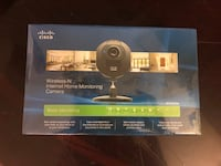 New wireless home camera Toronto, M9R 2J4