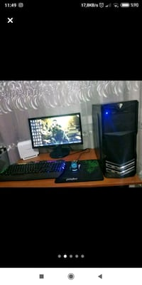 Gaming pc ful set