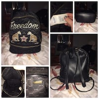 Aldo backpack 3717 km