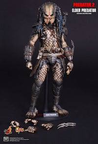 Hot toys Predator 2.0 version new in box