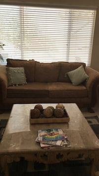 sofa and love seat in great condition! Santa Ana, 92701