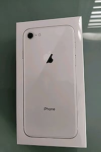 Sealed White 64Gb IPhone 8 Halton Hills, L7G 6M5