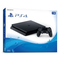 SONY PS4 1TB Napoli