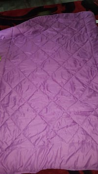 quilted purple bed comforter Chestermere, T1X 1B8