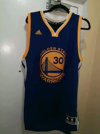 Im selling a Stephen Curry Basketball Jersey (XL)  Toronto, M3A 3S1