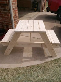 Patio/picnic table for two