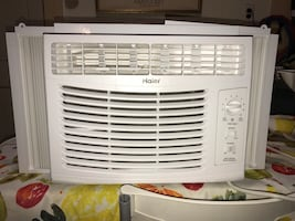 Like New Haier air conditioner 5000 BTU/h