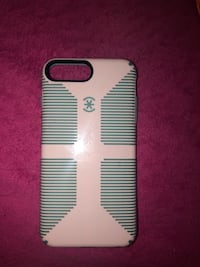 white and black Speck iPhone case Lawrenceville, 30045