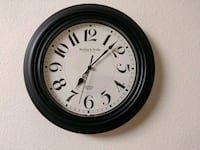 Wall clock (11.5 inches) Silvis, 61282