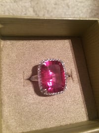 Size 9 Sterling Silver Ring Los Angeles, 90732