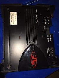 Car speaker amplifier Hamilton